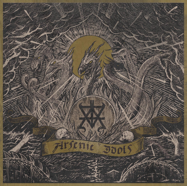 """ARSENIC IDOLS"" , a new dark opus of devilish idolatry, featuring ADAMUS EXUL"