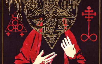 """BLACK SATANIC MYSTICISM"" by ARVAS"