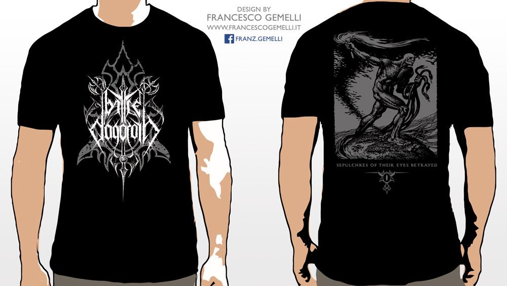 BATTLE DAGORATH LTD to 50 units Official T-Shirt