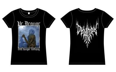 UR DRAUGR Pre-order and Ltd-edition T-shirt