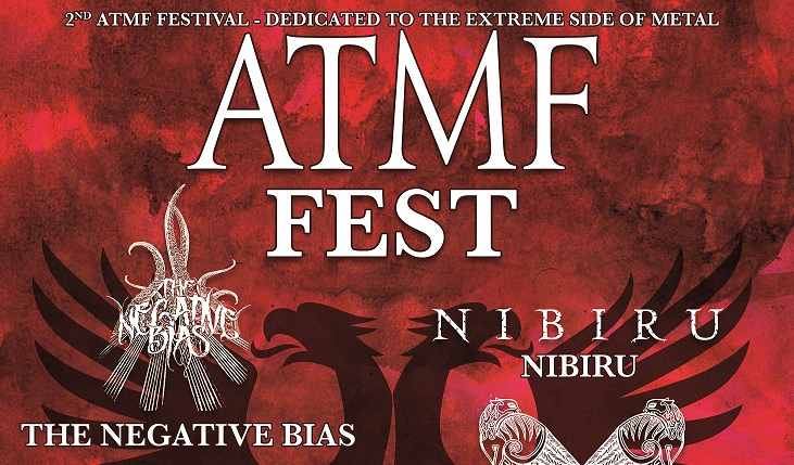2ND ATMF FEST on September 1st, 2018
