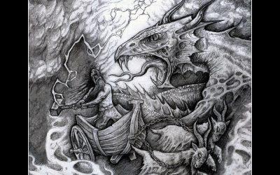 DTP037 ELEGIAC – Pagan Storm
