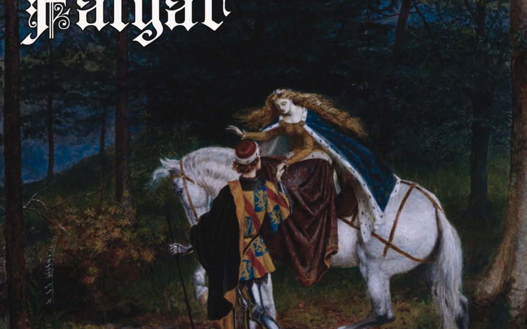 CULT007 FALGAR – La Dama Del Alba